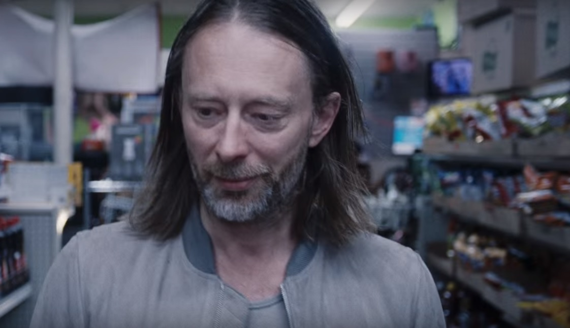 Thom Yorke Daydreaming Cabeza de Gato Revista