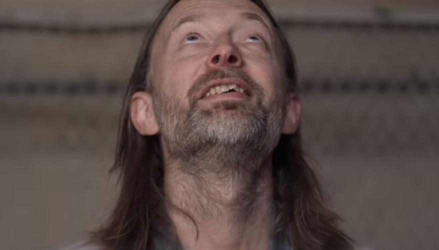 Thom Yorke Radiohead Cabeza de Gato Revista