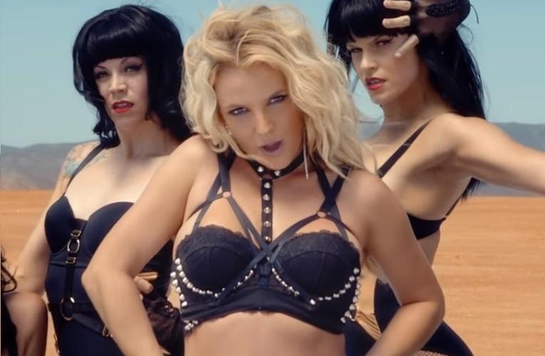 Britney Spears Work Bitch 3