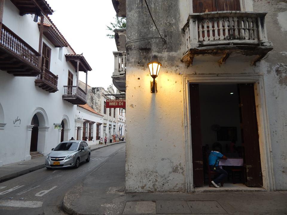 Cartagena Centro Histórico Cabeza de Gato Revista 16