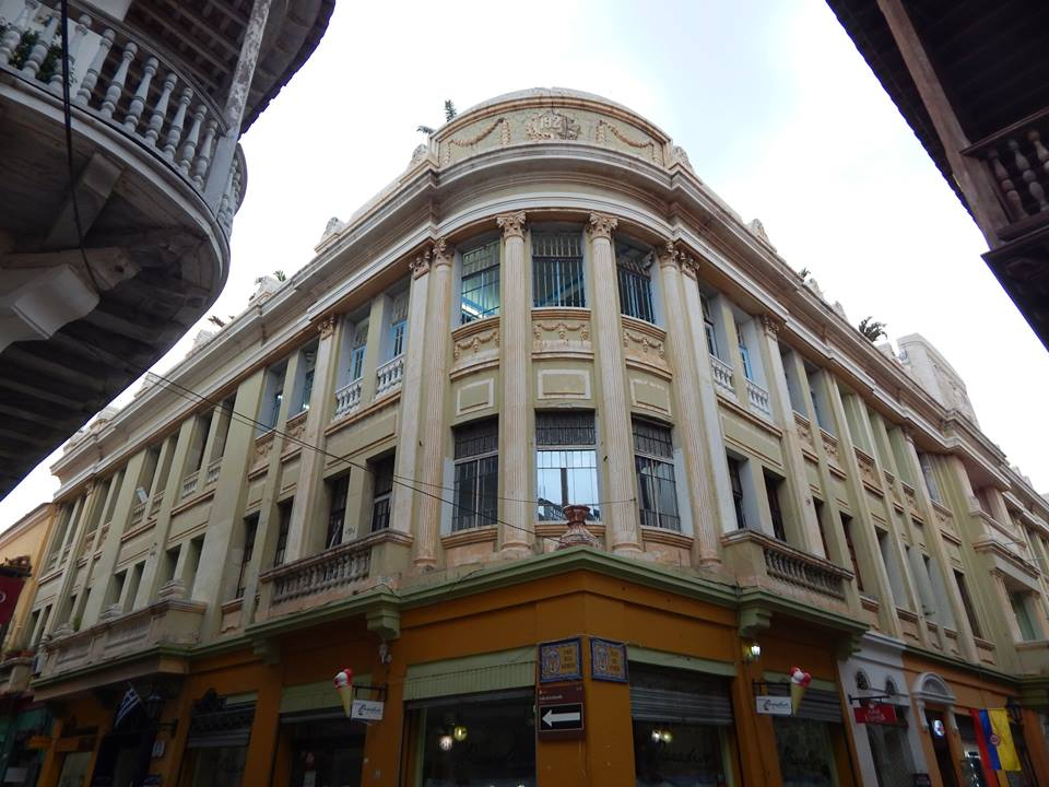 Cartagena Centro Histórico Cabeza de Gato Revista 20