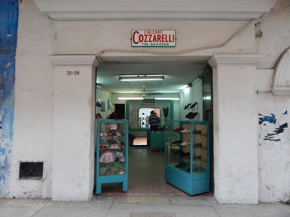 Cartagena Centro Histórico Cabeza de Gato Revista 5
