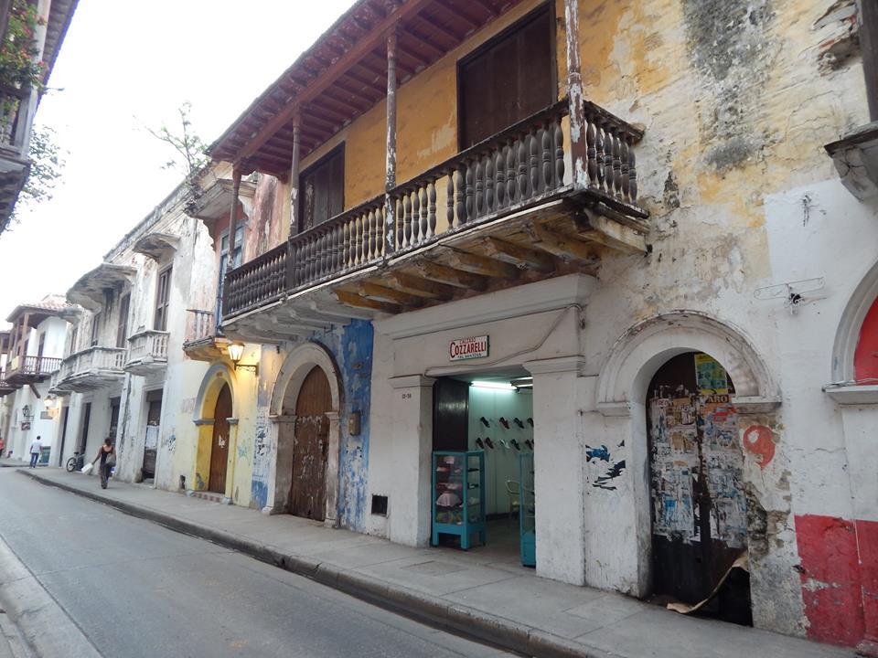 Cartagena Centro Histórico Cabeza de Gato Revista 7