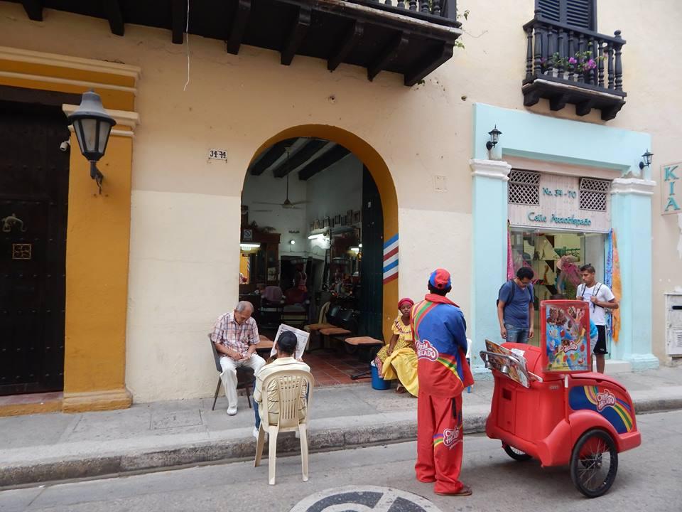 Cartagena Centro Histórico Cabeza de Gato Revista 8