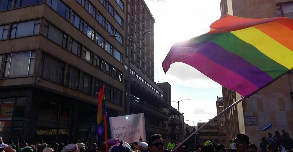 Marcha Orgullo Gay Bogotá 2016 Pride 13