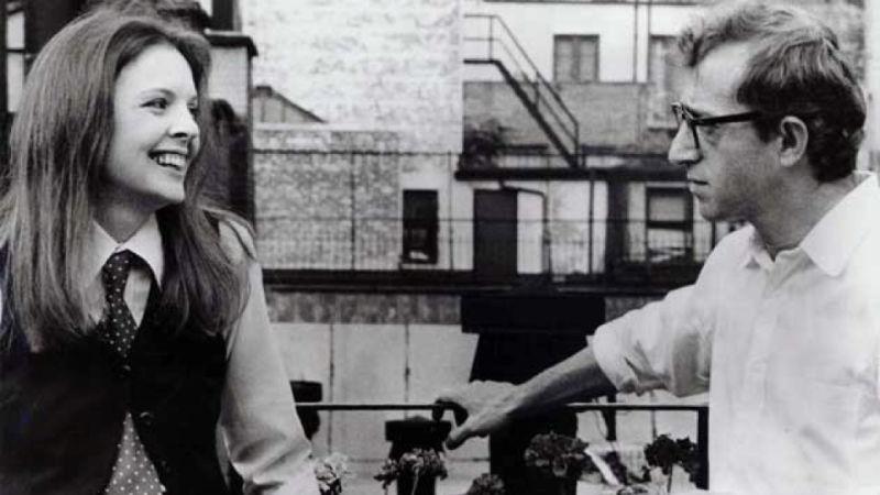 Woody Allen Diane Keaton