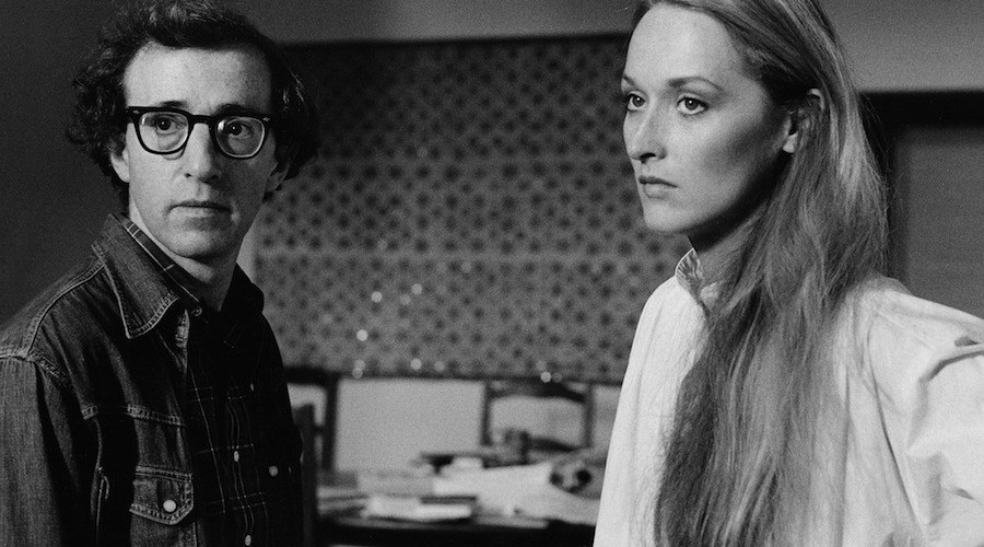 Woody Allen Meryl Strip