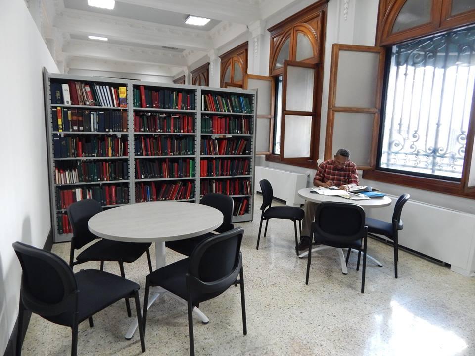 Biblioteca Bartolomé Calvo Banco de la Repúlbica Cartagena 7