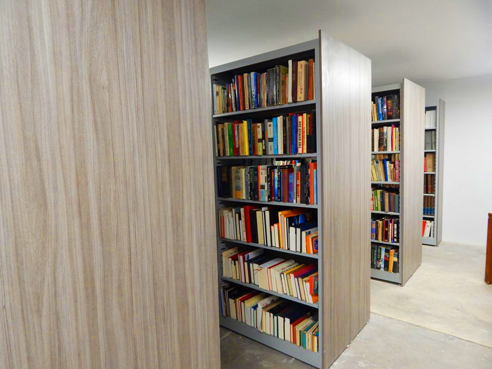 Biblioteca Bartolomé Calvo Banco de la Repúlbica Cartagena 9