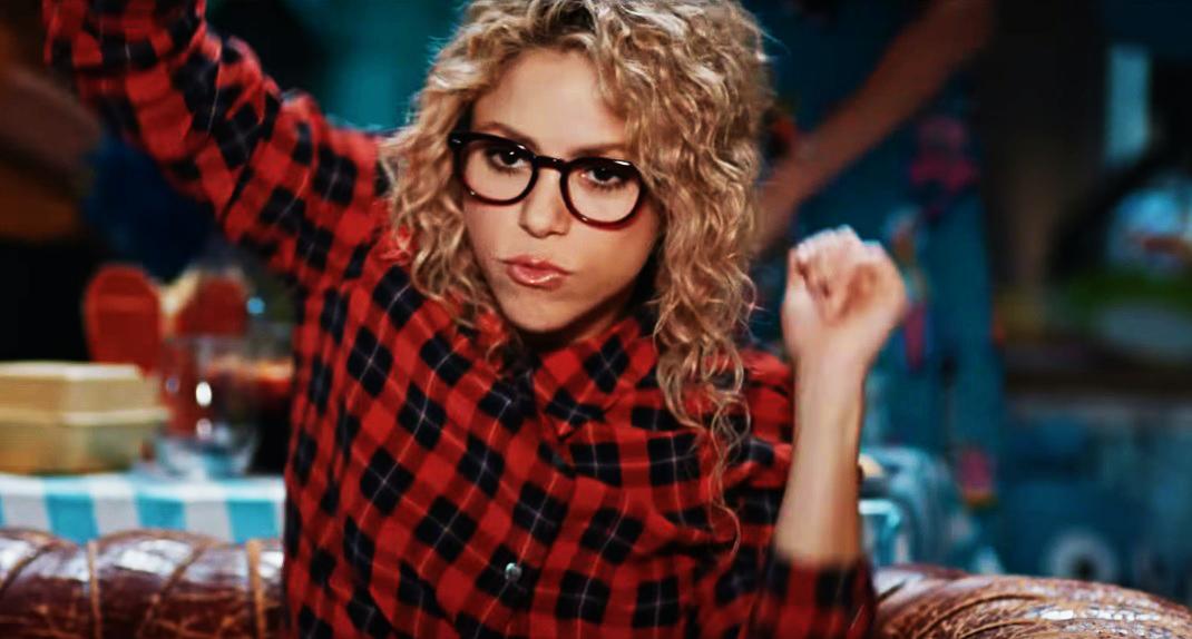 Shakira letras inteligentes 2