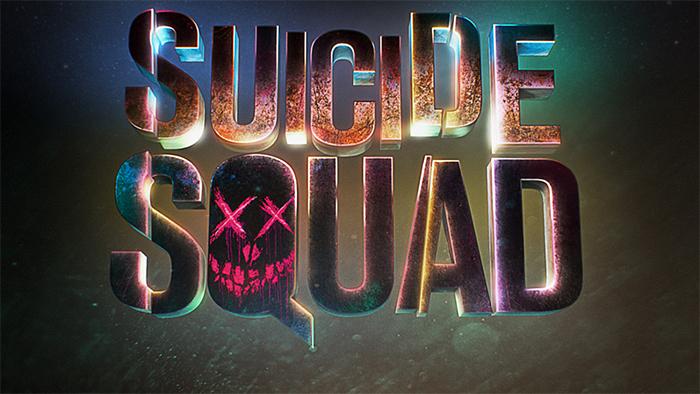 Suicide Squad Escuadrón Suicida logo