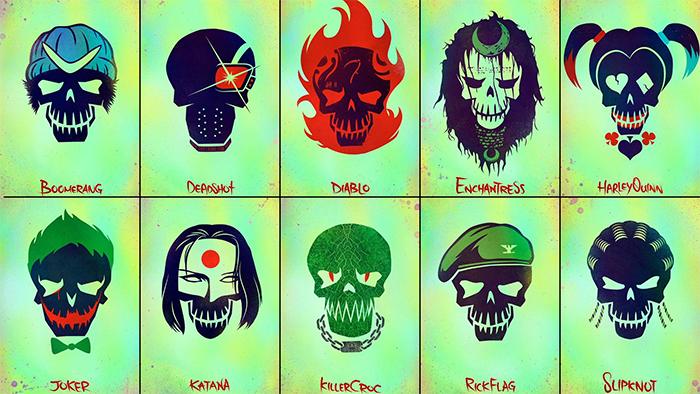 Suicide Squad Escuadrón Suicida