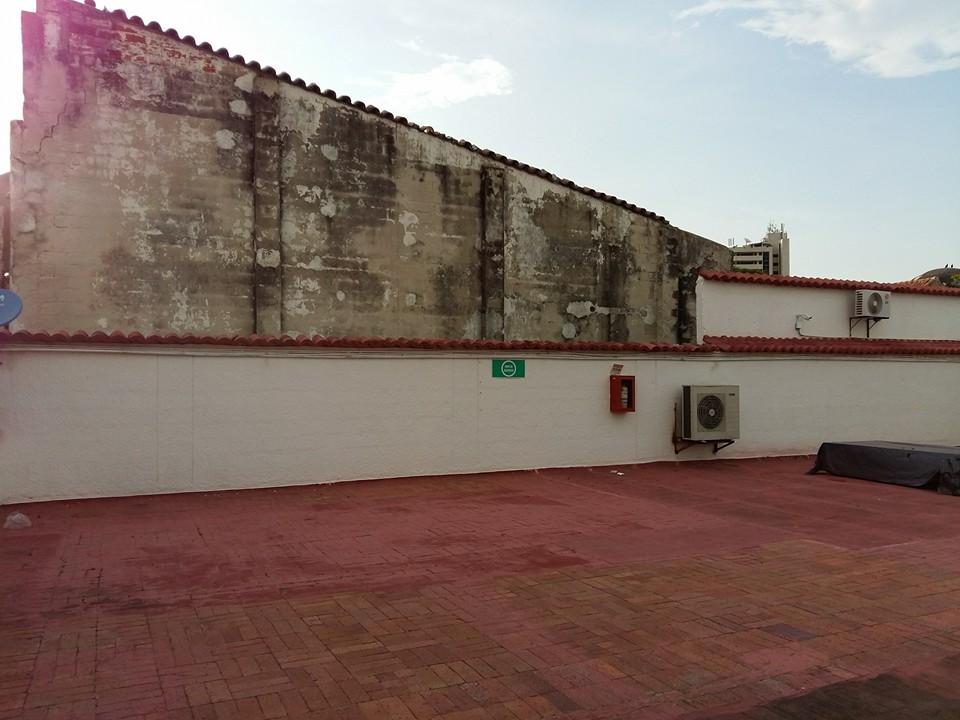 Centro comercial Getsemaní 10