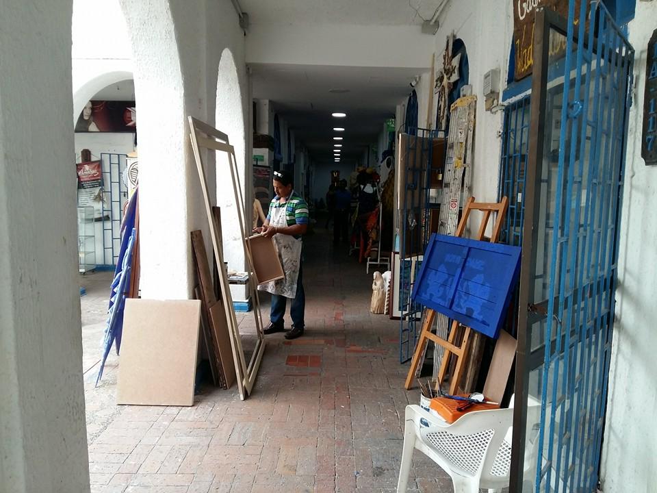 Centro comercial Getsemaní 12