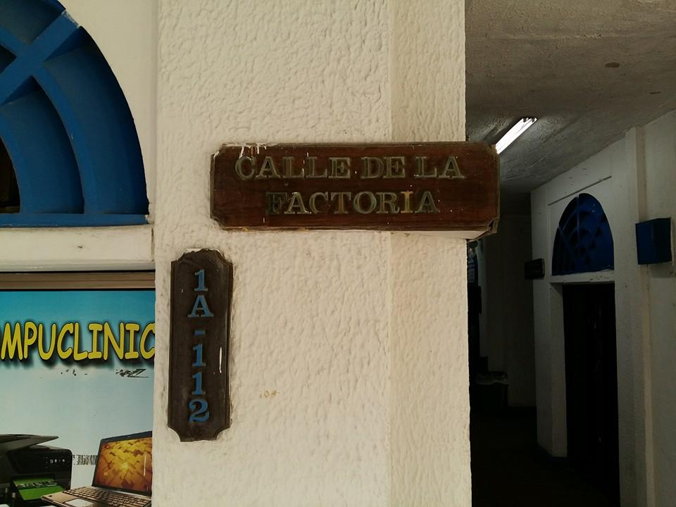 Centro comercial Getsemaní 13