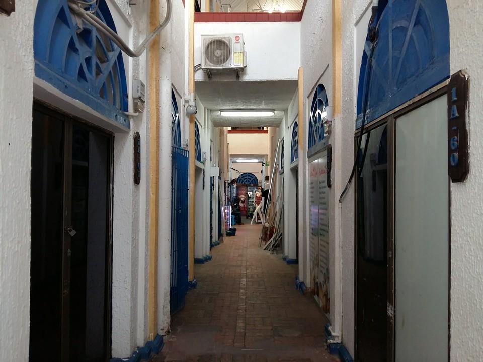 Centro comercial Getsemaní 16