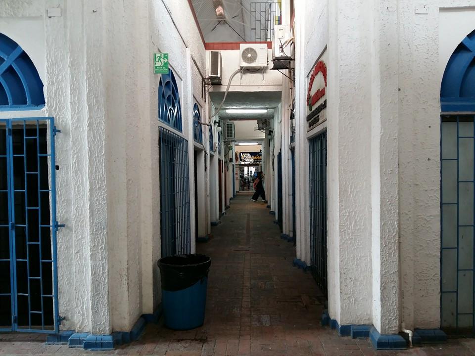 Centro comercial Getsemaní 19