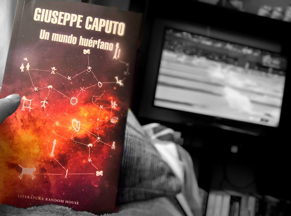Un mundo huérfano Giuseppe Caputo