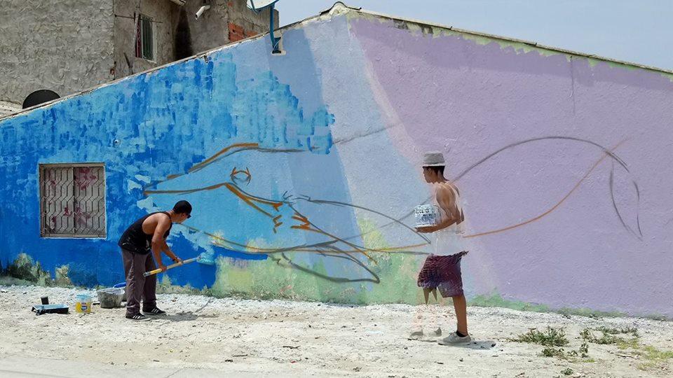 Graffiti Cartagena 4