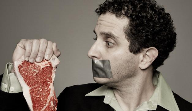 Carne roja semana santa