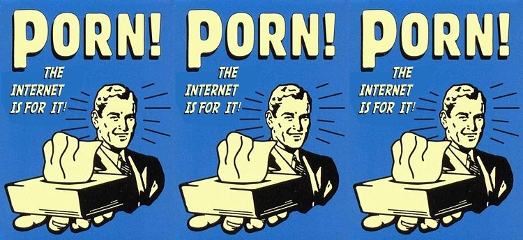 internet is for