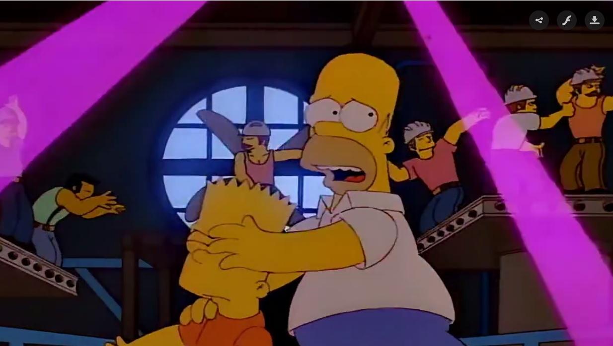 Homero y Javier 1