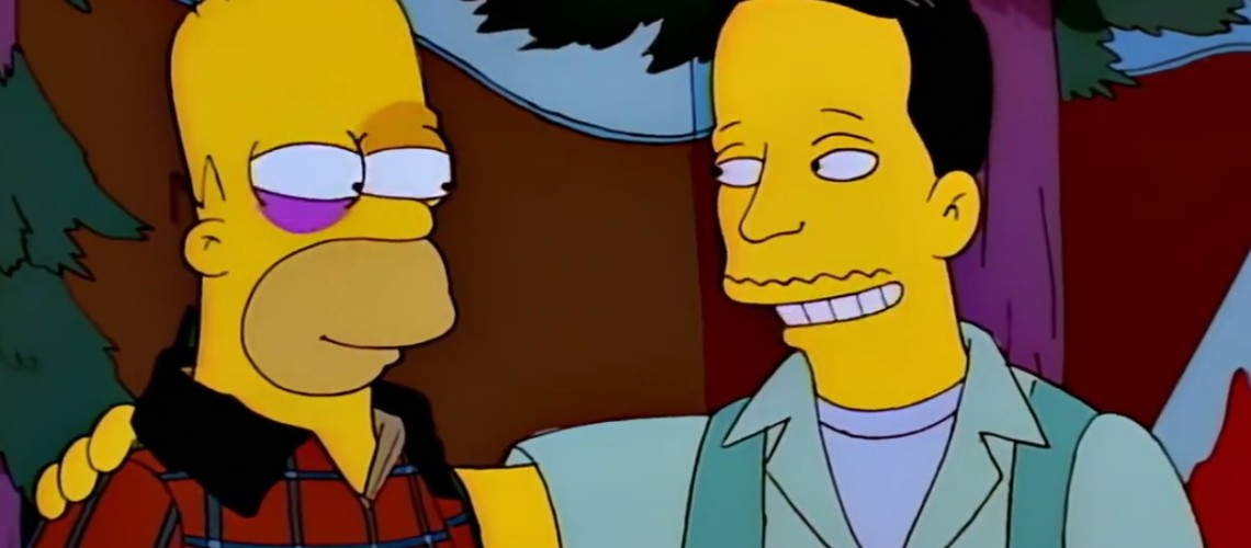 Homero y Javier 3