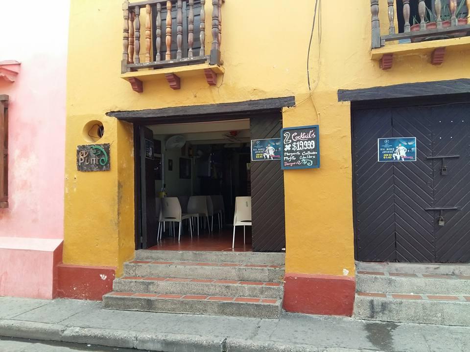 Cartagena Bar Rock 4