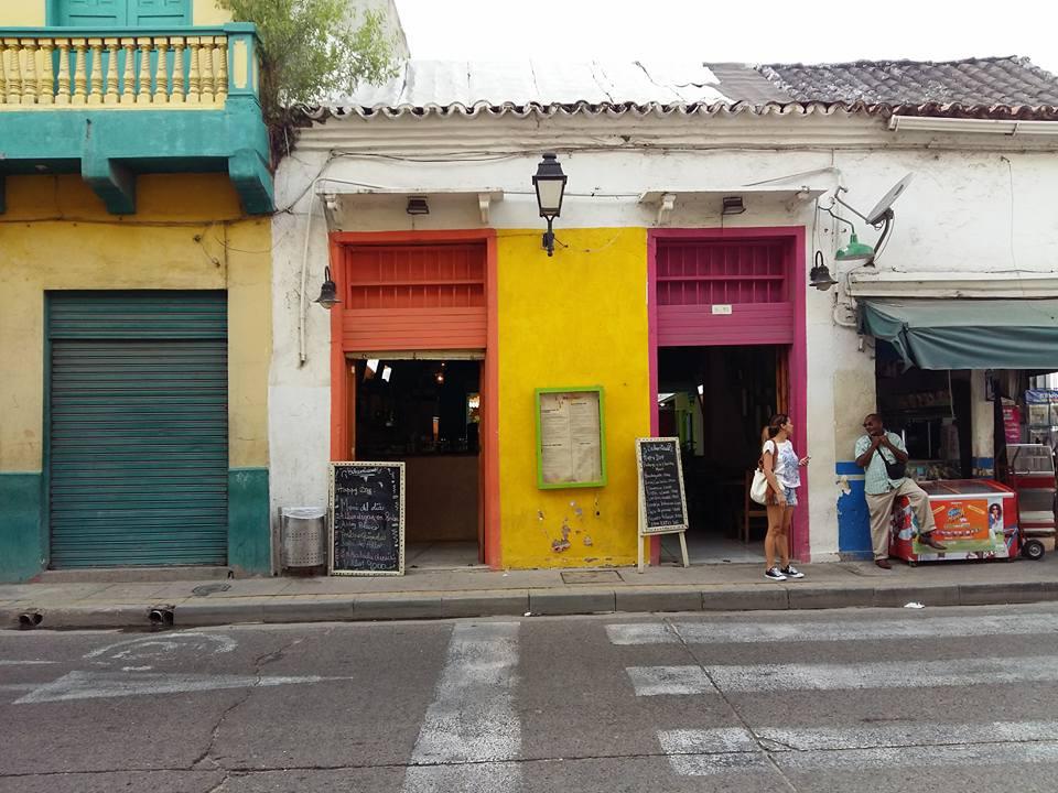 Cartagena Bar Rock