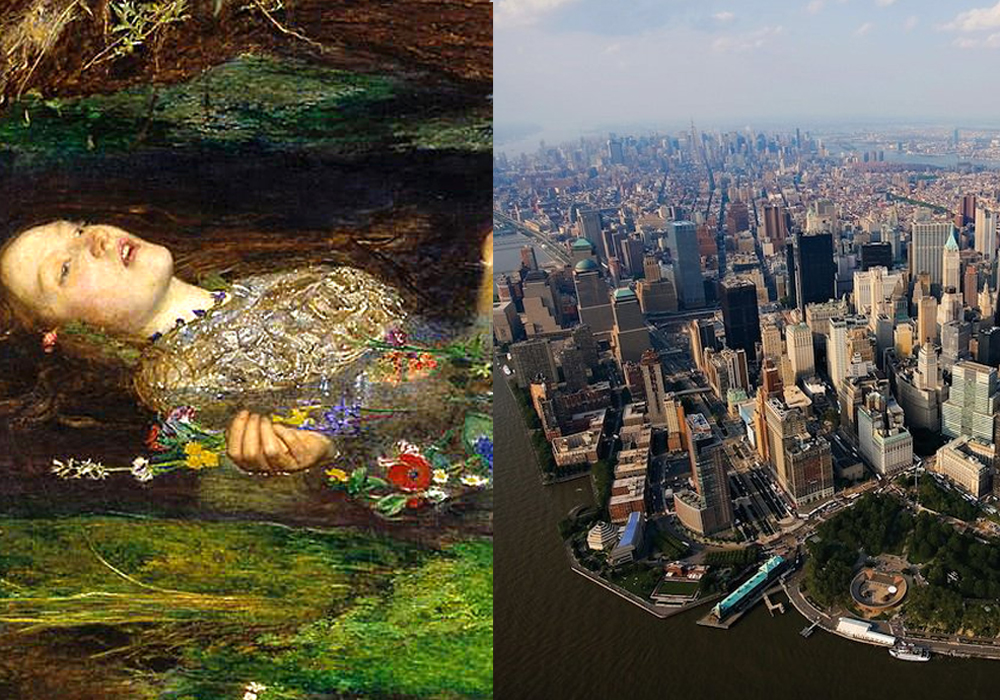 Nueva York Ofelia