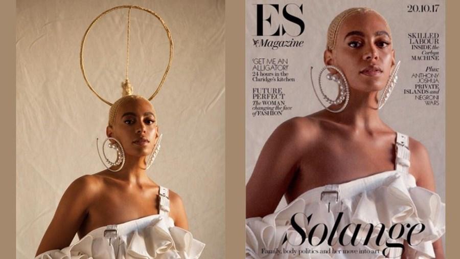 No toques mi cabello-Solange Knowles