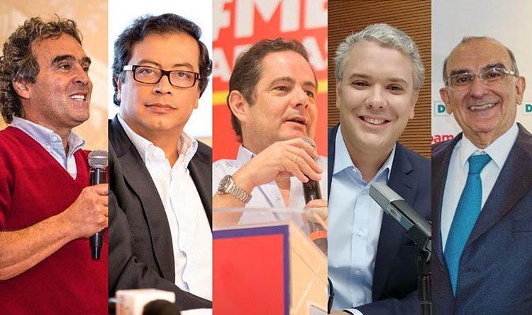 Elecciones presidenciales Colombia 2018