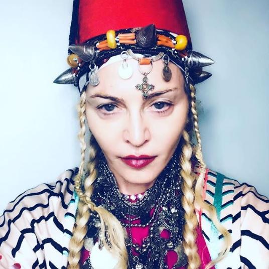Madonna a los 60