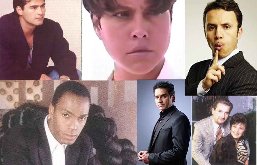 Galanes de la televisión colombiana